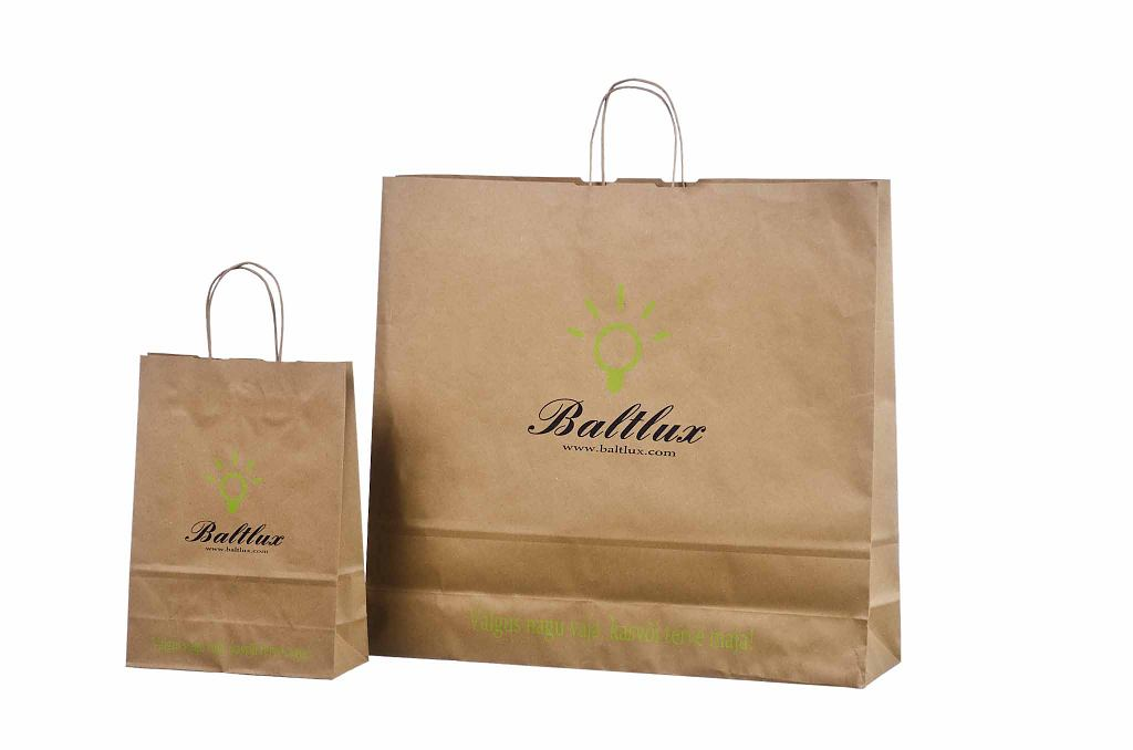 Recycled Paper Bag With Logo Galleri Recycled Paper Bags