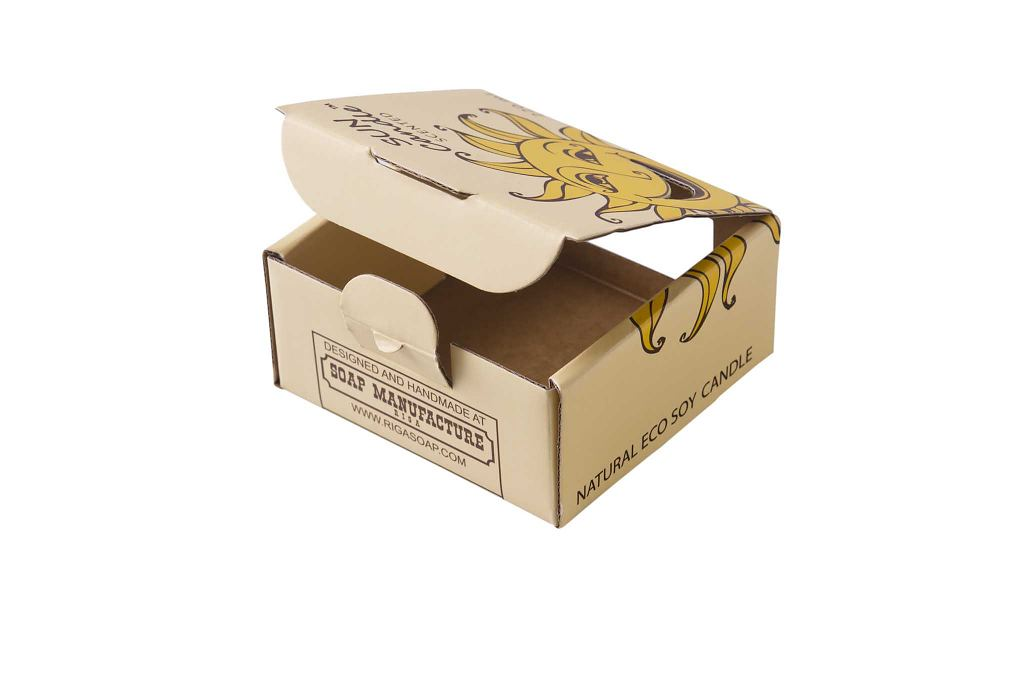 corrugated cardboard box for packaging | Galleri-Corrugated
