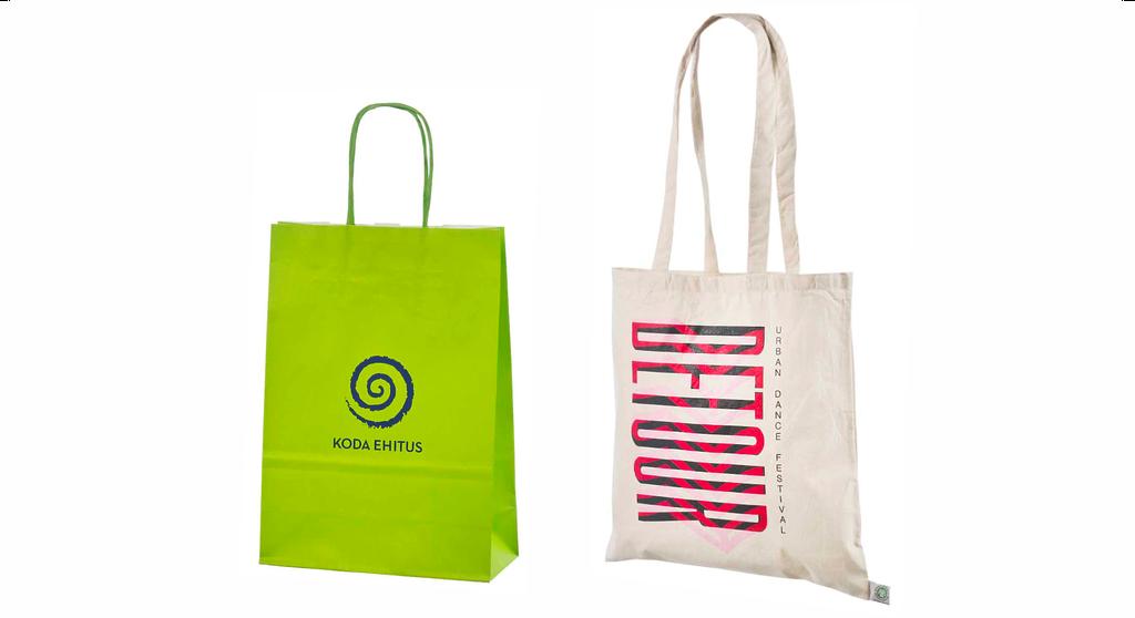 paper versus plastic bags
